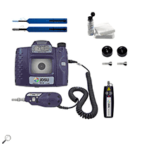 JDSU FIT-S215-C Inspection, Cleaning & Test Kit 200/400x FBP Probe Microscope and tips