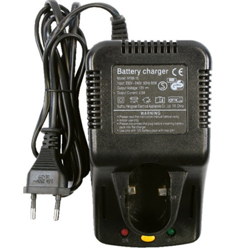 Wohler Technologies 53648 Fast Charger for VIS 300 - at the Test