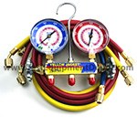 Click here for larger image of the Yellow Jacket 49272 Manifold only, Psi, R-22/134A/404A (Boxed)