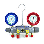 Click here for larger image of the Yellow Jacket 46091 Manifold only Chg, Liquid Gauge