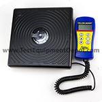 Yellow Jacket 68802 Electronic Scale 110 Lbs. (50 Kg)