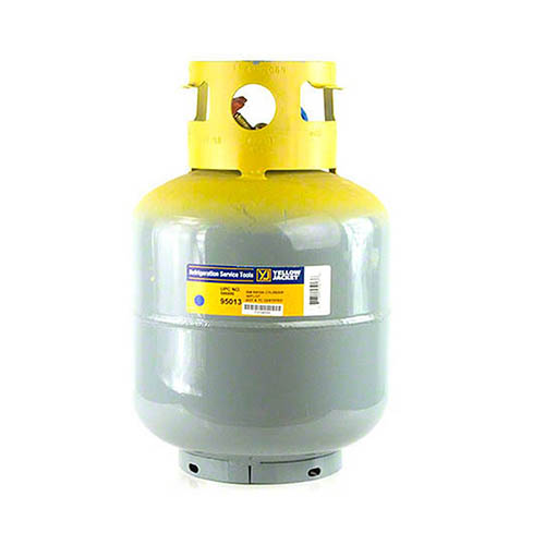 50 Lb Yellow Jacket 37826 Contaminated Auto Recovery Cylinder Only