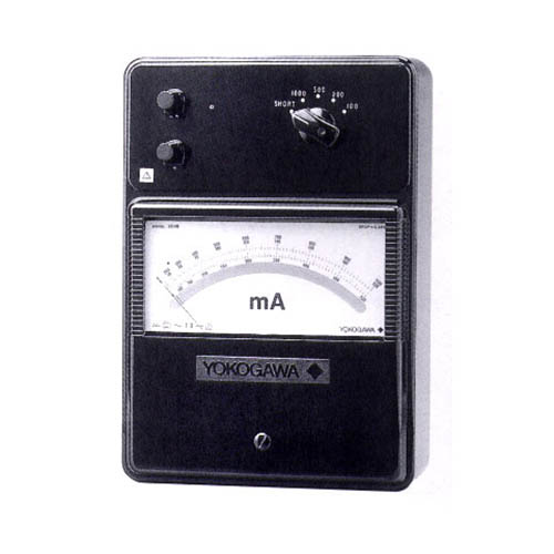 High Frequency Voltmeter : Yokogawa portable high frequency ac ammeters and