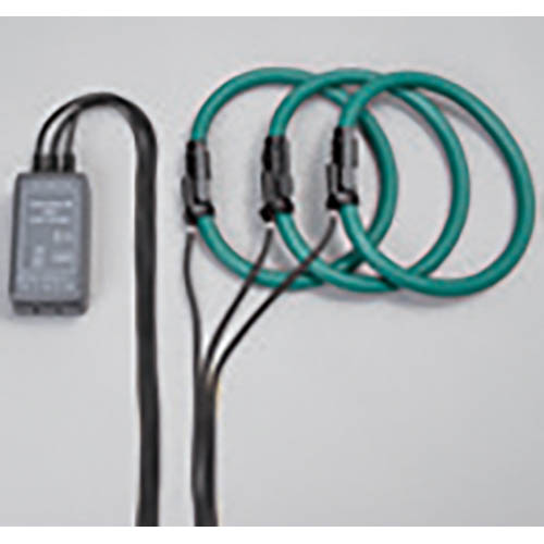 Yokogawa 96066 Flexible Clamp-on Probe, 150mm, AC, 3000A, for 3ch load current